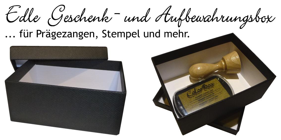 Geschenkbox Aufbewahrungsbox