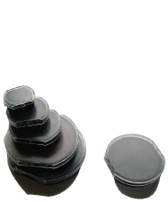 COLOP Austauschkissen 1-farbig rund/oval