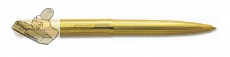 Goldring Grandomatik - 24 k vergoldet (35 x 9 mm)