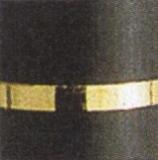 Goldring Grandomatik - matt schwarz (35 x 9 mm)